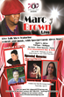 Marc Brown Live! Flyer