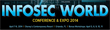 InfoSec World 2014, April 7-9, Orlando, FL, USA