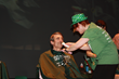 University School's St. Baldrick's event