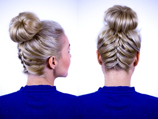 Becomegorgeous Com Releases New Updo Hair Tutorials The