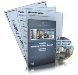 Forklifts-Reducing Product Damage DVD