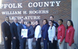NYS Athletic Trainers Gain Support from NYS Legislators during...