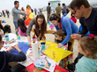 Third Annual Otis Kite Festival at Santa Monica Beach: Family Event