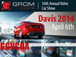 GROM AUDIO to Host Sponsored Booth at California's 16th Annual...