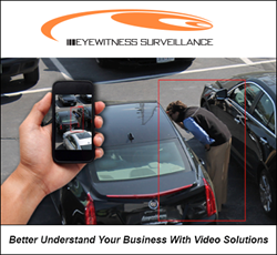 auto dealership uses eyewitness surveillance to increase sales