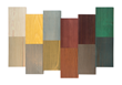 Windfall Color Cladding Swatches