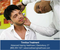Tinnitus Treatment- Glastonbury CT - Advanced Hearing Healthcare
