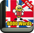 """Learn English 6000 Words"" App Developed by FunEasyLearn Crosses..."
