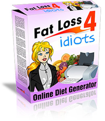 Fat Loss 4 Idiots Review | How To Reduce Fat Fast And Naturally