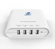 iXCC® Quad USB 6.2 Amp (31 Watt) Smart Charging Station with ChargeWise (tm) Technology