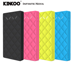 Kinkoo Infinite Nova 10500mAh Portable Charger