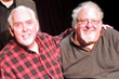 Jim Brochu and Josh Mostel