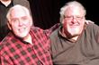 Jim Brochu and Josh Mostel