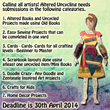 Calling All Artists and Crafters – Project Submissions Open at Altered...