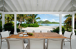 Palm Point, fully staffed luxury Antigua villa rental