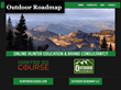 Hunter Ed Course Launches New Outdoor Roadmap Website for Hunter...