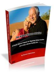 The Kidney Disease Solution