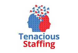 Tenacious Staffing Logo