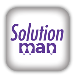 "Gerald Haman is ""Solutionman"" and Offers Networking Tips"