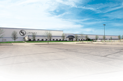 Lippert Components, Inc. (LCI®) announced today that it has entered into a 12-½-year agreement to lease a 539,000-square-foot building at 1902 W. Sample Street, South Bend. - Artist's rendering of South Bend location.