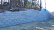 Shea Concrete ReCon Retaining Wall Completed for Massachusetts...