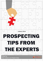 Sales Prospecting Tips ebook