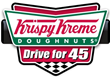 Krispy Kreme Gets Revved Up for 45 Days of Heart-Pounding...