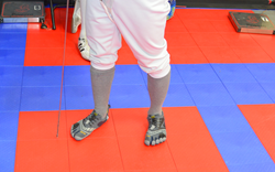 New fencing shoes allow to explore additional defense opportunities