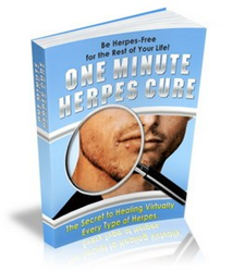One Minute Herpes Cure Book Review