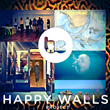 """Be Happy Walls"" Announces Inaugural Art Exhibition"