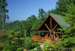 Lookout Ridge cabin in Gatlinburg