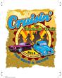 Cruisin' The Chisholm Trail Car Show