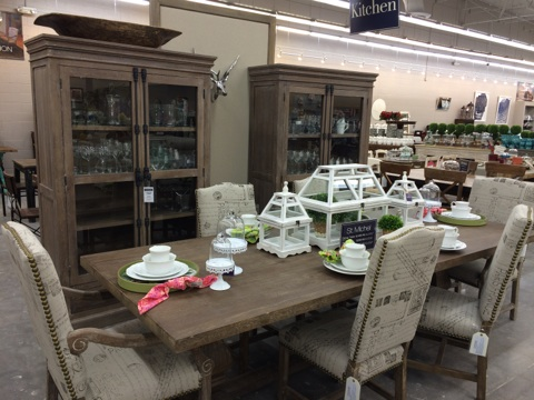 Downeast home clothing opens in mesa pavilions for Downeast home furniture outlet