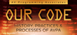 AV Programming Associates Releases Their First Book Entitled Our Code: History, Practices and Processes of AVPA