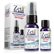 Zeta Clear Nail Fungus Treatment Formula Available with 1 Extra Bottle...