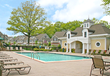 The pool at Quaker Green is just one of the many features and amenities at Quaker Green