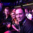 Nutrie Founder Aaron Parkinson with Kim Lyon at WSOF 9