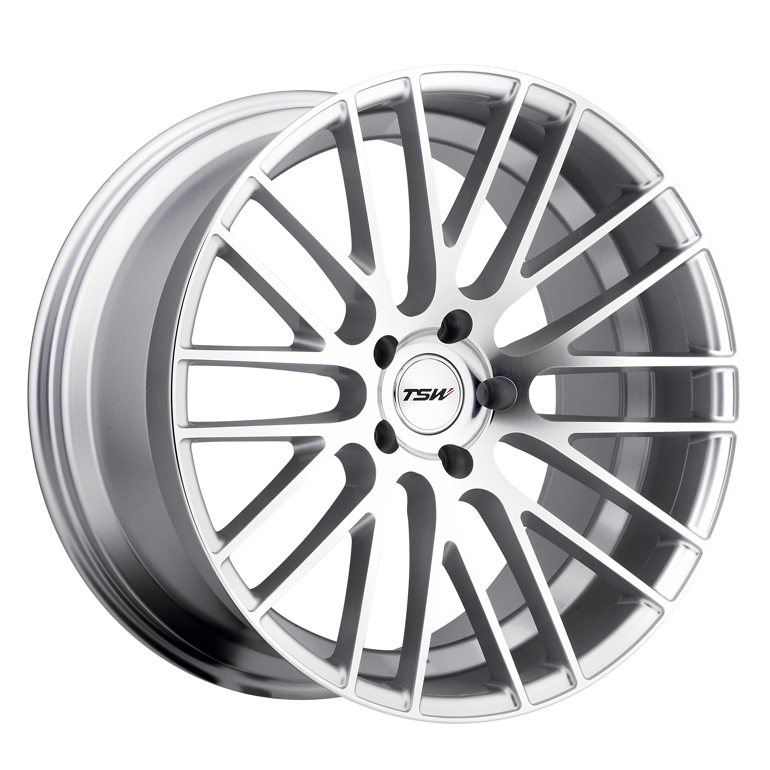 Automotive Rims And Wheels >> TSW Alloy Wheels Launches New Parabolica Rotary Forged 20-Spoke Wheel