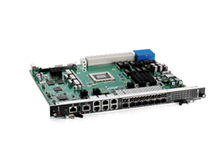 ADLINK's aTCA-3710 40 Gigabit Ethernet AdvancedTCA® Fabric Interface Switch Blade