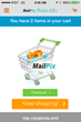 MailPix Gift App