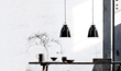 Caravaggio Pendant by Light Years