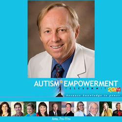 Registration is open for the Autism Empowerment Telesummit-2014, featuring Dr. Paul Harch and a panel of 14 other world experts on autism