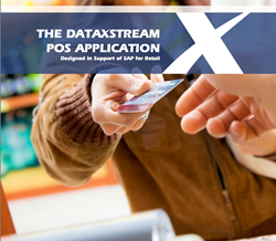 brochure cover photo for DataXstream Point of Sale Solution