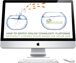 Webinar: Changing Online Community Software