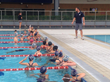 Olympic Swimmer & World Champion Trains Stamford American Swim...