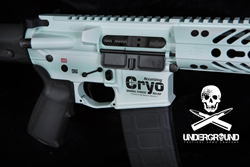 Custom Cryo Barrel Rifle from Underground Tactical Arms