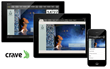 Crave Interactive's In-room tablet software