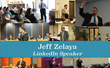 LinkedIn Speaker and Social Selling Expert, Jeff Zelaya
