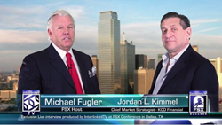 FSXinterlinked host Michael Fugler interviews KCD Financial Chief Marketing Strategist, Jordan Kimmel
