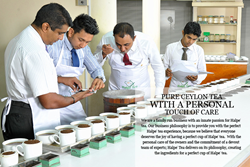 Pure Ceylon Tea With a Personal Touch of Care